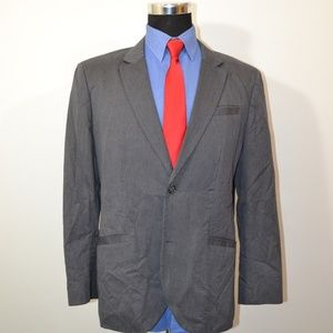 A|X Armani Exchange 44R Sport Coat Blazer Suit Jac